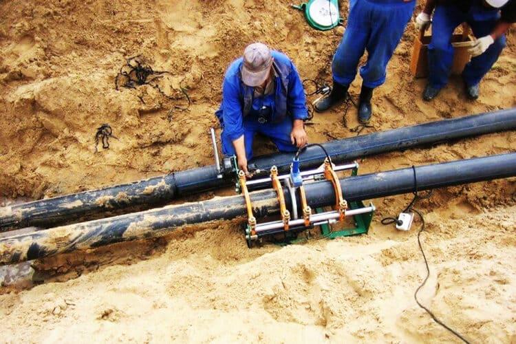 Ремонт водопроводов
